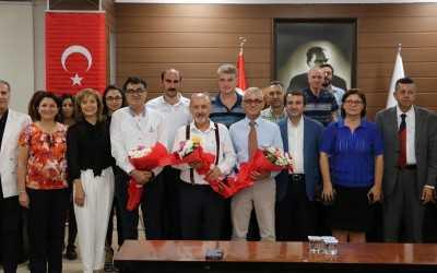 'ŞARBON HASTALIĞI' KONFERANSI GERÇEKLEŞTİRİLDİ